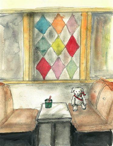 午夜咖啡廳的小熊.jpg