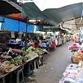 隱身在我們住的附近的市場
