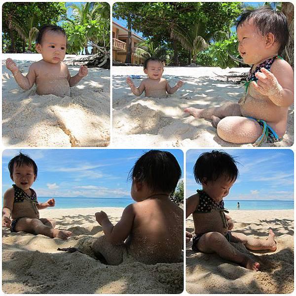 0604-36-被媽咪埋在沙裡的QQ.jpg