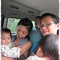 0608-18-在車上的我們前往DAVNO.JPG
