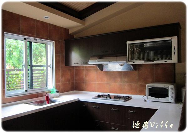 澐河villa-8-廚房餐廳2