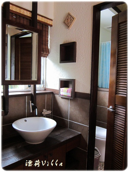 澐河villa-14-四人房廁所