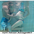 hsh's underwater maternity-48-水底孕婦寫真