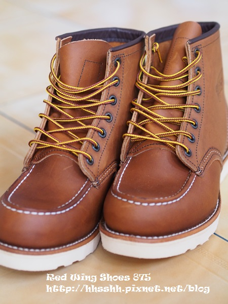 red wing 875-5