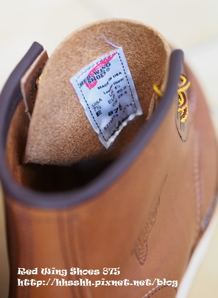 red wing 875-6
