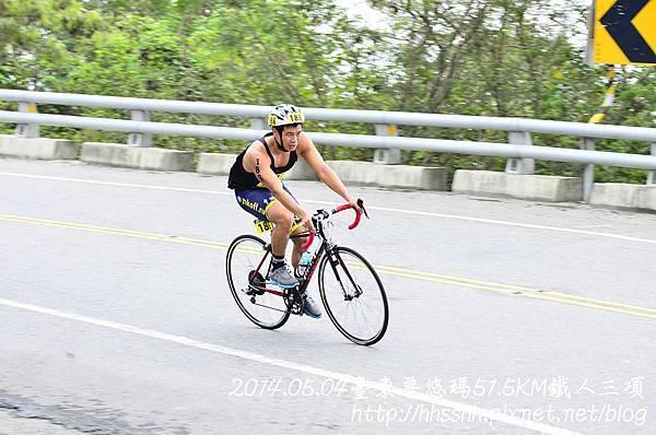 20140504臺東普悠瑪51.5KM鐵人三項61