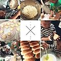 小美做溫莎麵包