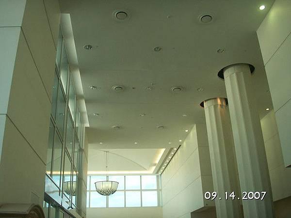WATERMARK的大廳