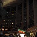 casino樓上的飯店