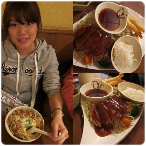 小日本與我的餐點