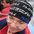 亞倫經理買的新帽子