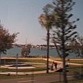 布里斯班前往黃金海岸的一景