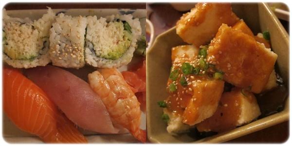海鮮部+豆腐