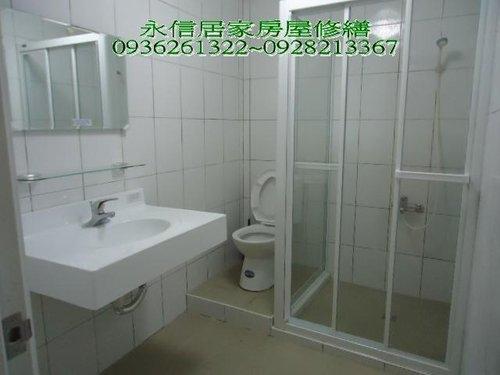 房屋修繕—90度淋浴拉門