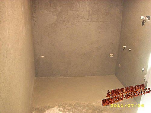 浴室乾溼分離新竹李先生10
