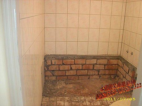 浴室乾溼分離新竹李先生14