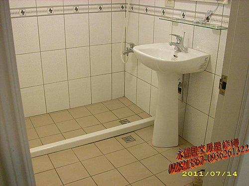 浴室乾溼分離新竹李先生4