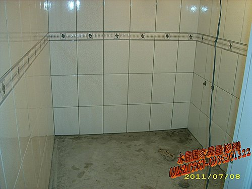 浴室乾溼分離新竹李先生8