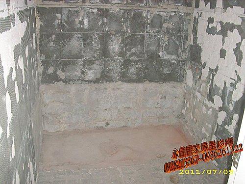 浴室乾溼分離新竹李先生13