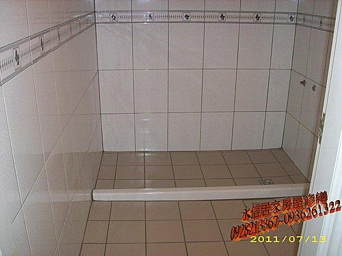 浴室乾溼分離新竹李先生6