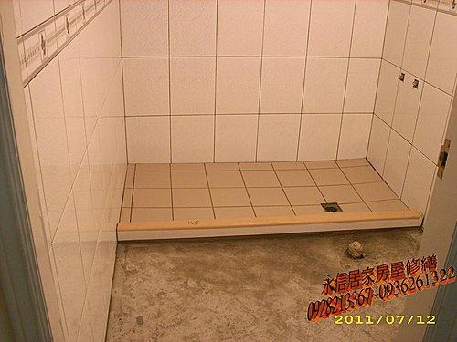 浴室乾溼分離新竹李先生7