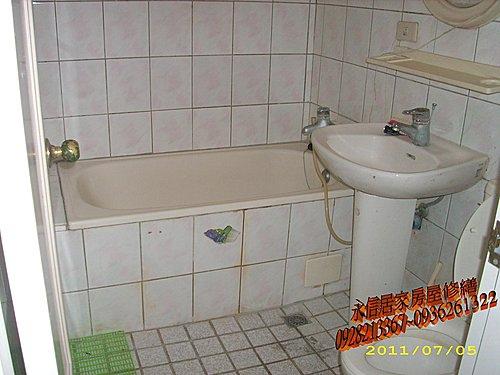 浴室乾溼分離新竹李先生17