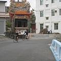 後灣橋與媽祖廟