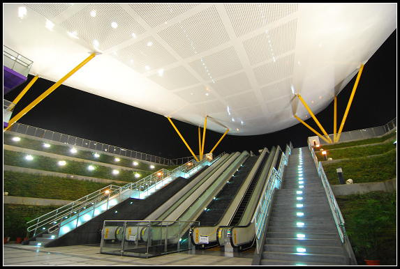 高捷-中央公園站