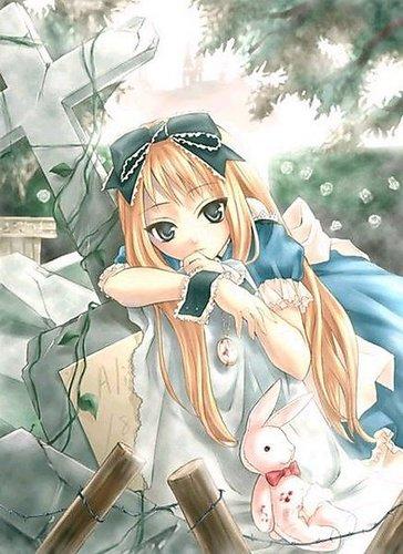 愛麗絲夢遊仙境-未知