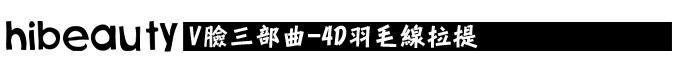 微晶瓷玻尿酸膠原蛋白4D羽毛線拉提維納斯曲線電波3D立體電波拉皮3D立體電波拉皮00011