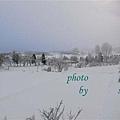 昨晚下了大雪,所以今天會有鬆軟的雪等著我再度挑戰!
