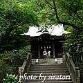 御靈神社大殿