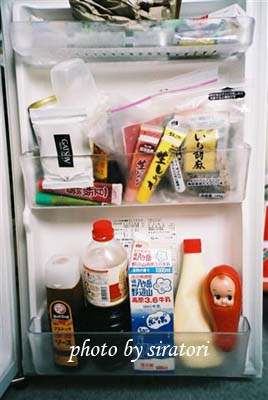 たらこ在冰箱