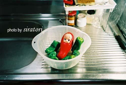 先把菜洗一洗吧