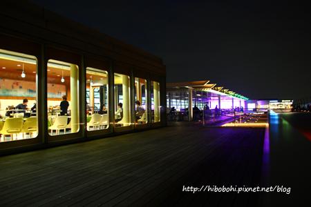 第二航廈的餐廳