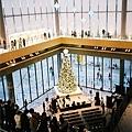 丸之內大樓的聖誕樹