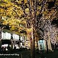 丸之內的聖誕街景