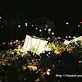 毛利庭園的聖誕禮物燈飾