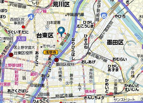 今戸map
