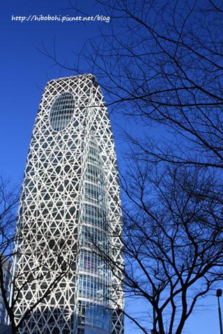 枯樹與東京モード学園