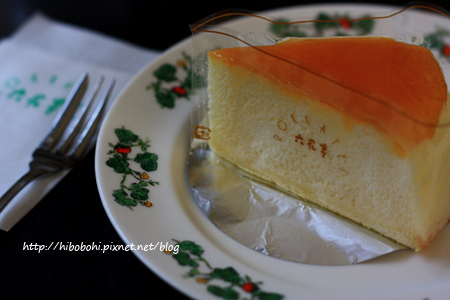 這塊蛋糕只要210円,真希望東京也能以這種價格享用到啊!
