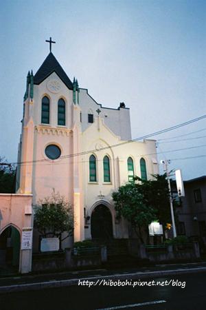 日本基督教團函館教会