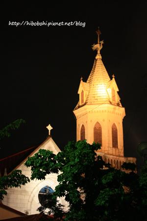 近看カトリック元町教會