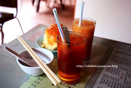 凍奶茶與凍檸茶