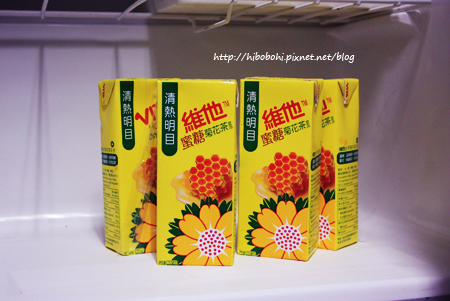 我很喜歡喝的蜜糖菊花茶