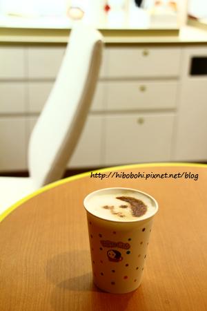 第二航廈的yojiya咖啡