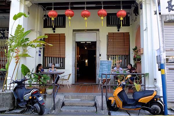 Red inn in penang
