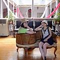 僑生博物館S椅