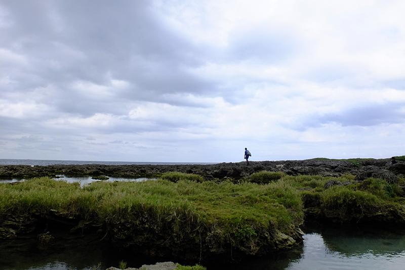 蘭嶼 野銀冷泉