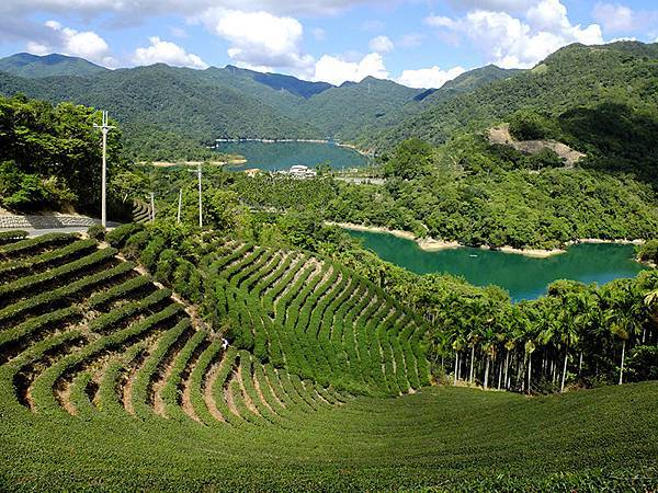 台北石碇千島湖
